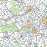 London Maps   Top Tourist Attractions   Free, Printable City Street   Printable Tourist Map Of London Attractions