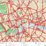 London Top Tourist Attractions Printable City Street Map   Printable Street Maps