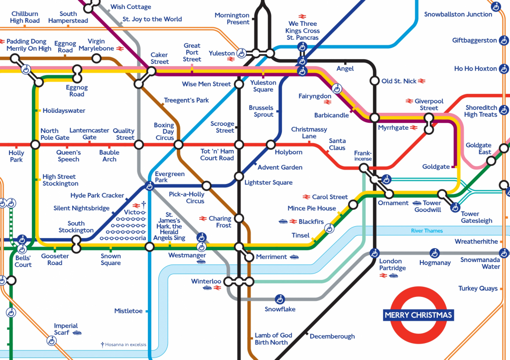 London Underground Map Printable | Deeplookpromotion Pertaining To - Printable Map Of The London Underground
