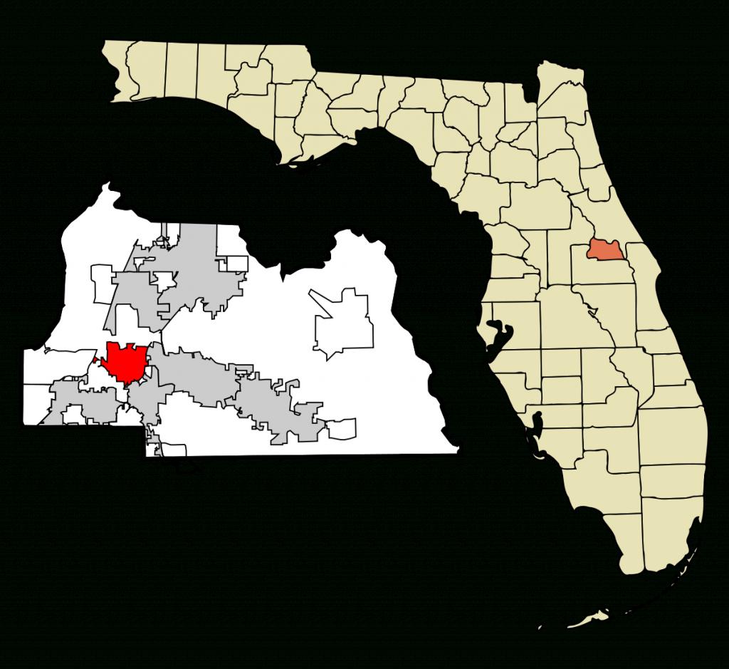 Longwood, Florida - Wikipedia - Sanford Florida Map