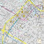 Los Angeles Map - Downtown Financial District - 3D Bird's Eye Aerial - Printable Aerial Maps