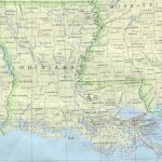 Louisiana Maps   Perry Castañeda Map Collection   Ut Library Online   Texas Louisiana Border Map