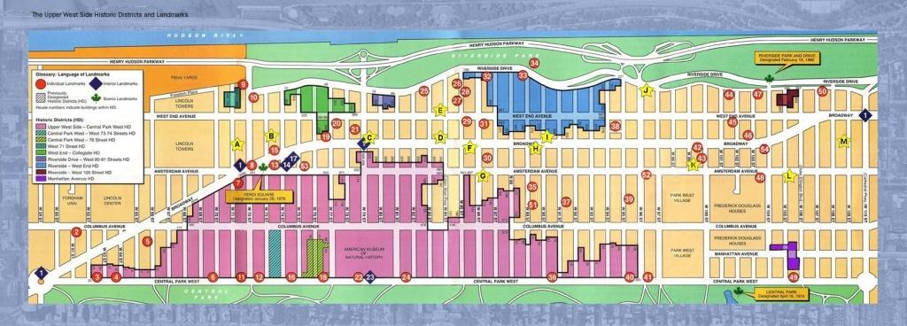 Lovely New York City Map Printable Pdf | Maps | New York City Map - Printable Map Manhattan Pdf