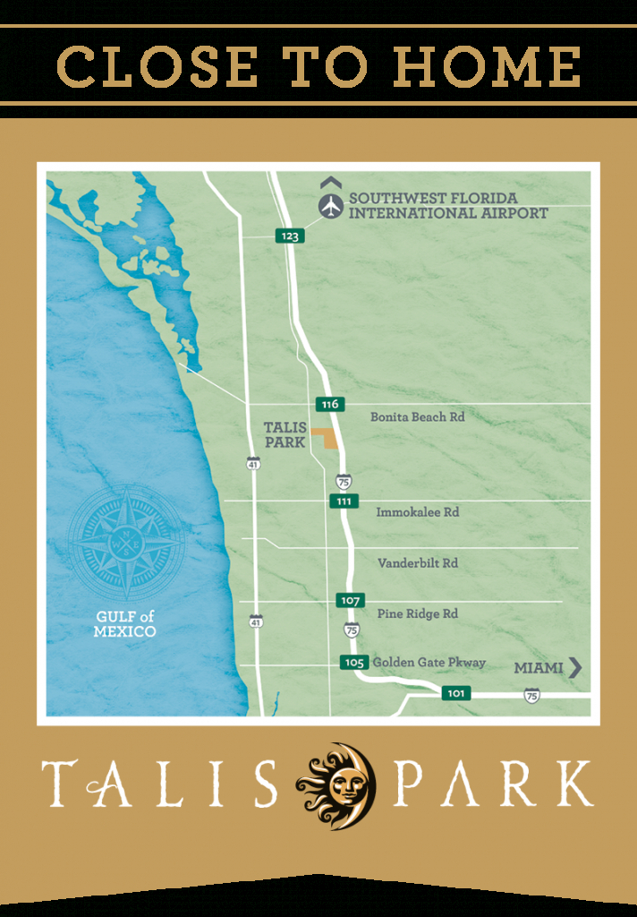 Luxury Homes For Sale In Naples | Talis Park - Golf Courses In Naples Florida Map