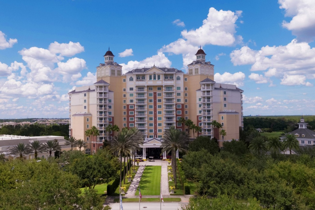 Luxury Orlando Resorts | Reunion Resort | Hotel In Orlando - Reunion Florida Map