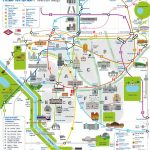 Madrid Attractions Map Pdf - Free Printable Tourist Map Madrid - Madrid City Map Printable