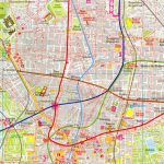 Madrid Map   Detailed City And Metro Maps Of Madrid For Download   Madrid City Map Printable
