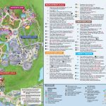 Magic Kingdom Itineraries   Mickey Chatter   Printable Magic Kingdom Map