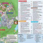 Magic Kingdom Park Map   Disney In 2019   Disney World Map, Disney - Map Of Disney Springs Florida