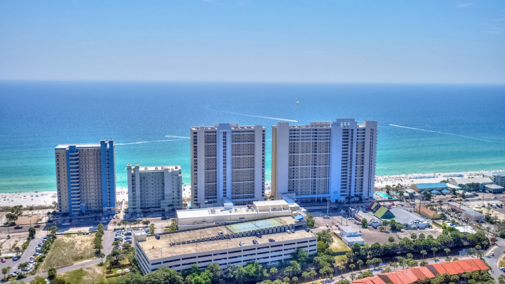 Majestic Beach Resort | Resort Rooms, Reviews, Photos & More - Map Of Panama City Beach Florida Condos