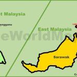 Malaysia Maps   Maps Of Malaysia   Printable Map Of Malaysia