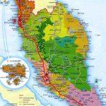 Malaysia Maps   Printable Maps Of Malaysia For Download   Printable Map Of Malaysia