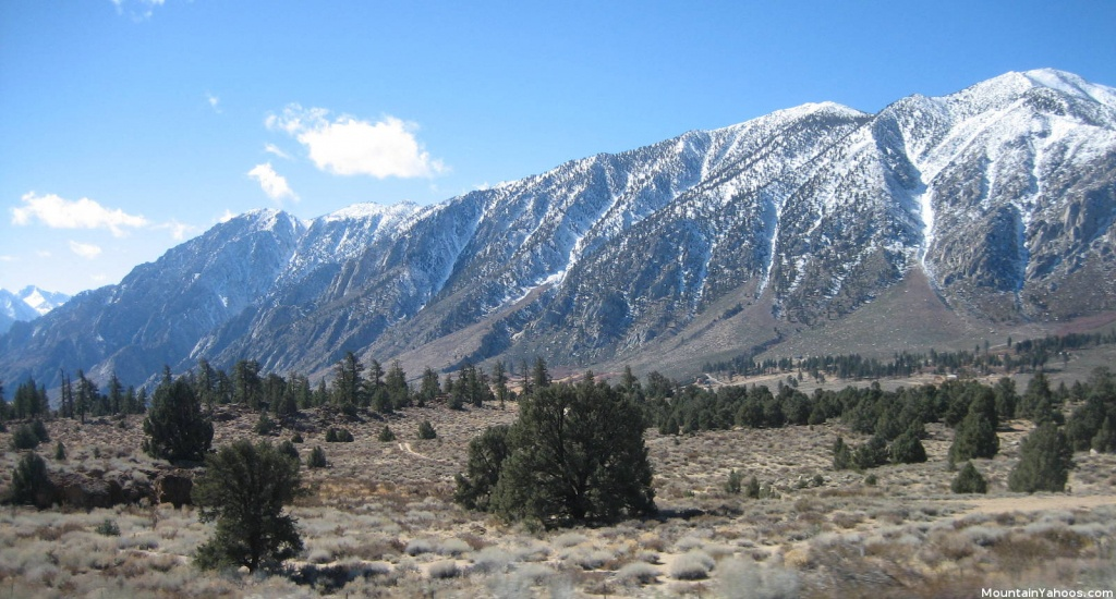 Mammoth Mountain California (Us) Location, Map And Directions - Mammoth Mountain Map California
