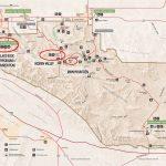Mammoth Mountain Map California Sand Dunes In California Map   Mammoth Mountain Map California