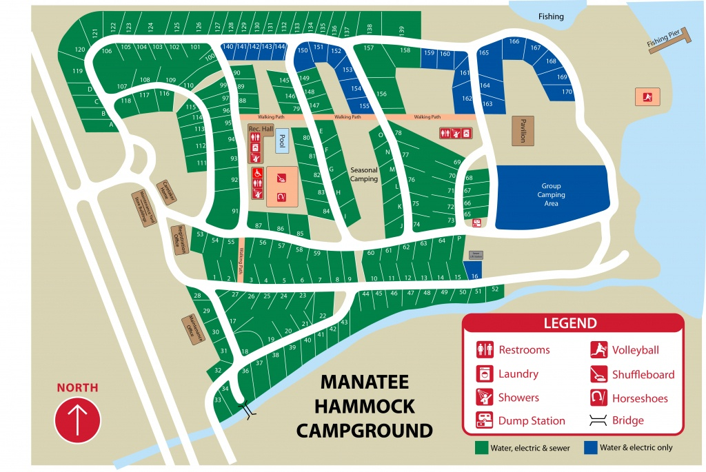 Manatee Hammock Park - Florida Parks Map