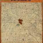 Map, 1900/1999, Real Property, Maps | Library Of Congress - Map Records Dallas County Texas