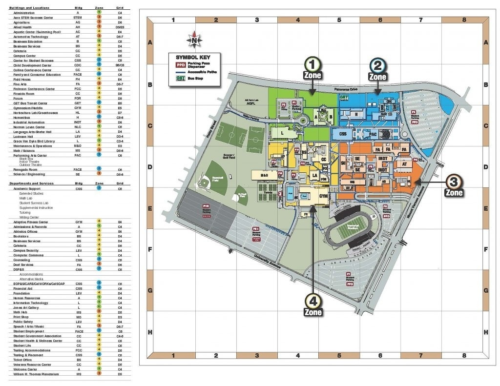 Map California University Of Pa – Map Of Usa District - California University Of Pa Campus Map