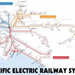 Map Details La's Red Car Streetcar Lines   Curbed La   Southern California Train Map
