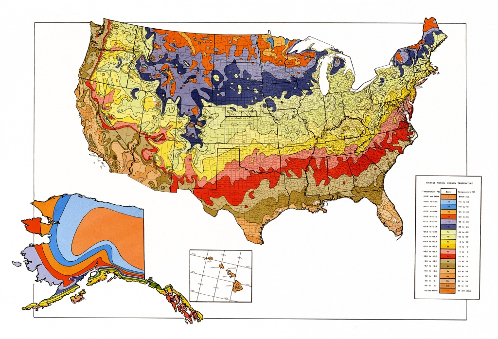 Map Downloads | Usda Plant Hardiness Zone Map - Usda Zone Map California