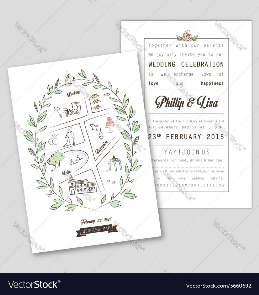 Map For Wedding Invitation ~ Wedding Invitation Collection - Maps For Wedding Invitations Free Printable