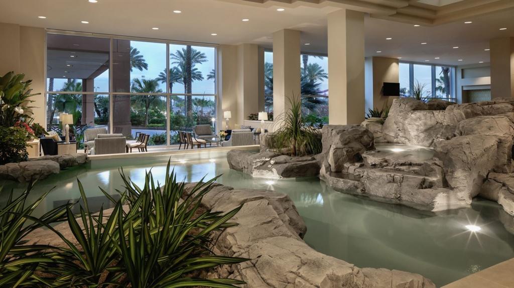 Map | Galveston Resort | Moody Gardens Hotel - Map Of Hotels In Galveston Texas