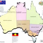 Map Of Australia   States And Territories | Planetware   Printable Map Of Australia With States And Capital Cities