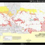 Map Of California Showing San Bernardino And Travel Information - Map Of San Bernardino County California