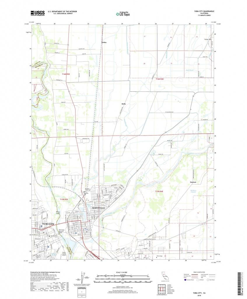 Map Of California Yuba City - Where Is Yuba City California Map
