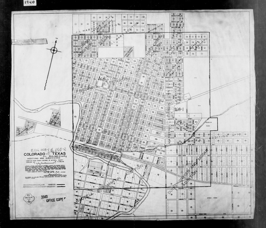 Map Of Colorado City Texas | Download Them And Print - Colorado City Texas Map