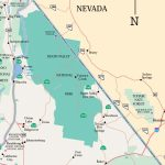 Map Of Death Valley Ca Nd | D1Softball   Death Valley California Map
