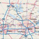 Map Of Dfw Metroplex - Map Dfw Metroplex (Texas - Usa) - Printable Map Of Dfw Metroplex