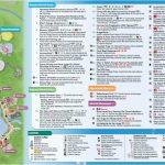 Map Of Disneyworld Park   Climatejourney   Epcot Park Map Printable