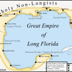 Map Of Florida, 2045. (Not My Oc) : Florida   Yeehaw Junction Florida Map