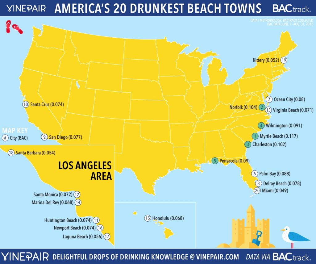 Map Of Florida East Coast Beach Towns - Map Of Florida East Coast Beach Towns