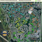 Map Of Florida Golf Courses   Capitalsource   Florida Golf Courses Map