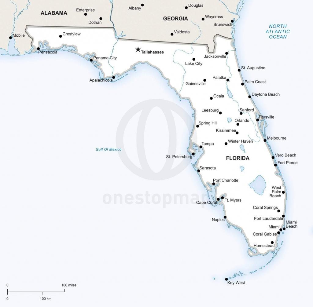 Map Of Florida Political - Map Of Florida