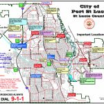 Map Of Florida Port St Lucie | Map Of Us Western States   Florida Map With Port St Lucie
