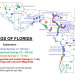 Map Of Florida Springs | Download Them And Print   Florida Springs Map