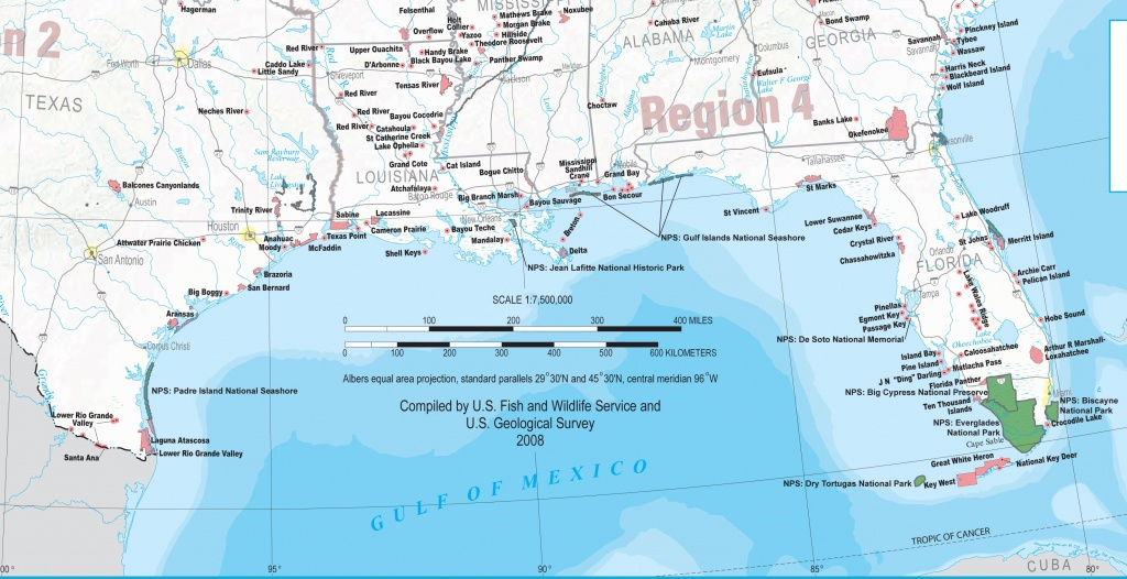 Map Of Gulf Coast Cities | Sitedesignco - Gulf Coast Cities In Florida Map