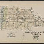 Map Of Hernando County Florida Sheet 27   Touchton Map Library   Hernando Florida Map