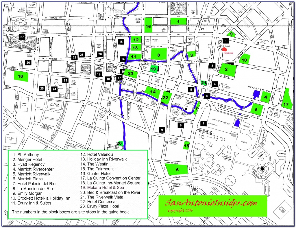 Map Of Hotels On San Antonio Riverwalk - Maps : Resume Examples - Map Of Hotels Near Riverwalk In San Antonio Texas