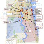 Map Of Jacksonville & Mayport, Florida   Military Town Advisor   Map To Jacksonville Florida