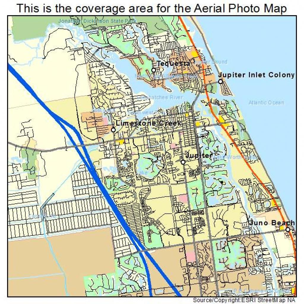 Map Of Jupiter Inlet Fl | Download Them And Print - Jupiter Inlet Florida Map