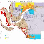 Map Of Lee County Flood Zones   Fema Flood Maps Lee County Florida