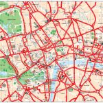Map Of London Tourist Attractions, Sightseeing & Tourist Tour   Map Of London Attractions Printable