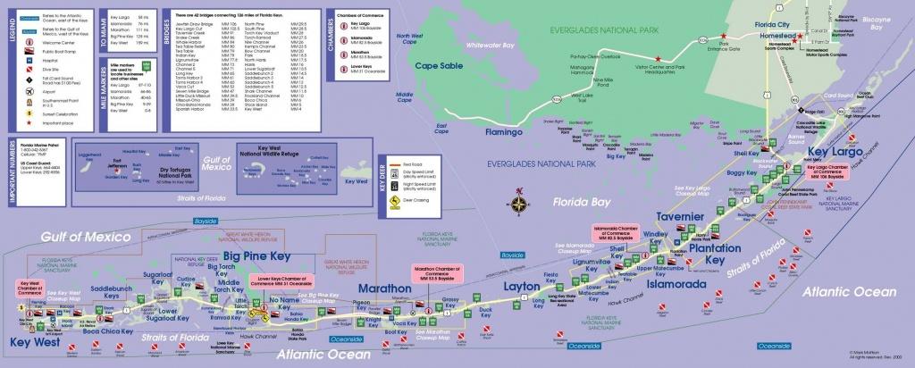 Map Of Lower Florida Keys - Bing Images   Sageborn Chronicles - Map Of Lower Florida