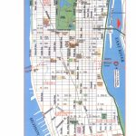 Map Of Manhattan With Streets Download Manhattan Street Map | Travel   Manhattan Road Map Printable