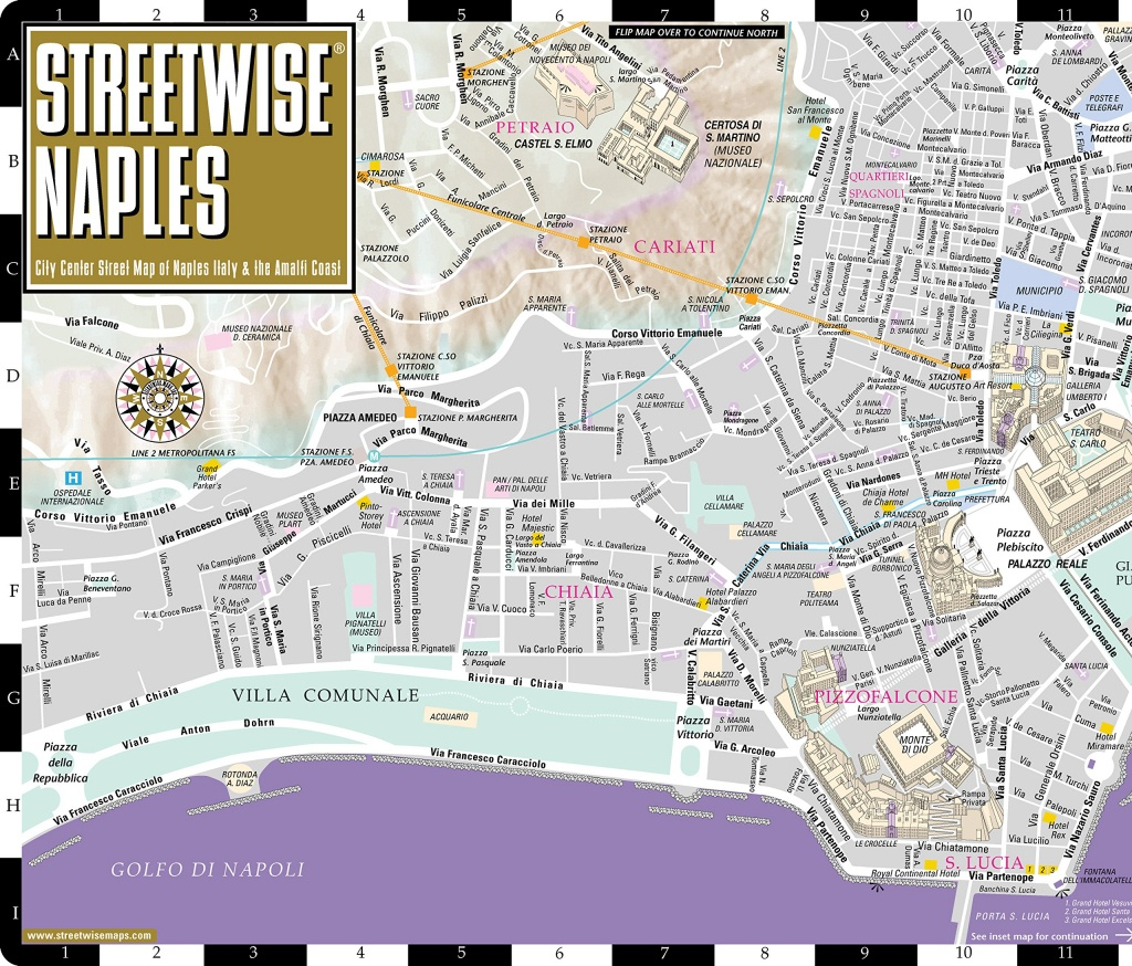 Map Of Map Of Naples – New Countries – New Experiences - Street Map Of Naples Florida