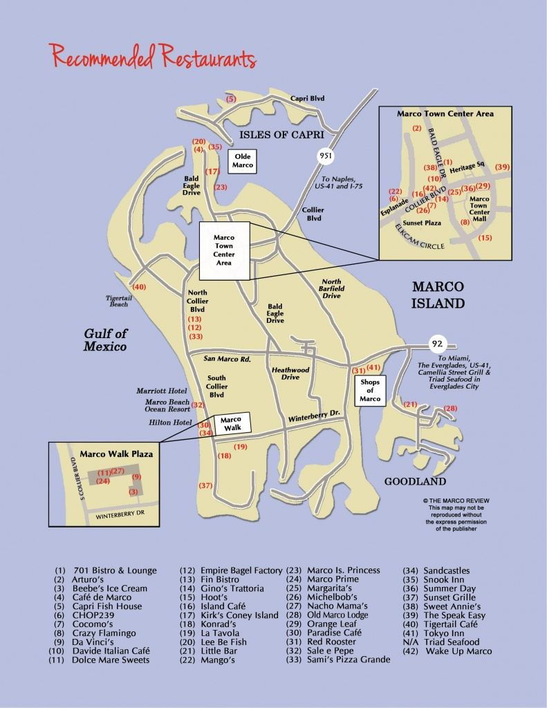 Map Of Marco Island Florida | D1Softball - Marco Island Florida Map