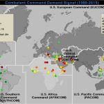 Map Of Military Bases In California | Secretmuseum - Map Of Army Bases In California